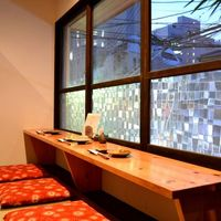 雰囲気の良いお洒落な個室は6名様で利用可能♪