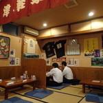 津軽衆 - 座敷