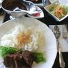 松島チサンカントリーレストラン - 料理写真:スパイシーカレー