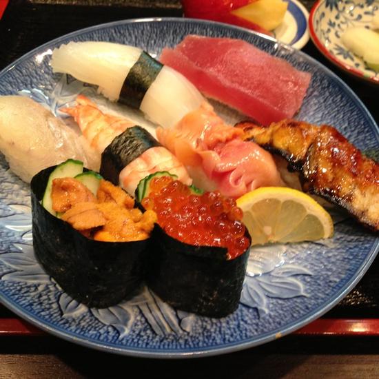 双葉寿司 武庫之荘店