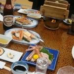 やなぎ荘 - 料理写真: