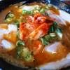 麺工房 華楊 - 料理写真:キムチいらないけど、コク旨。
