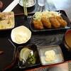 武家 - 料理写真:牡蠣フライ定食680円