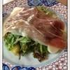 ルッカ - 料理写真:・生ハムサラダ