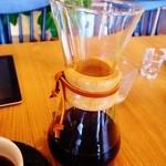 フラットホワイトコーヒーファクトリー - モカ・イルガチェフ(ケメックス)