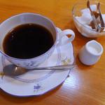 ティータイム - ブレンドコーヒー(ケーキセット)