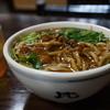 恵比寿本店 - 料理写真:なめこ蕎麦、温(2013.7.24)