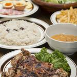 ブルックリンダイナー - パーティ料理イメージ