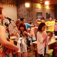 沖縄島唄ライブ(民謡ライブ)