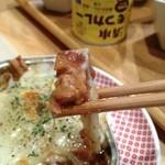 20304930 - 厚切ベーコンのハニーマスタード缶詰 チーズトッピング