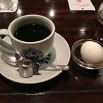 朝日珈琲サロン - おはようセット