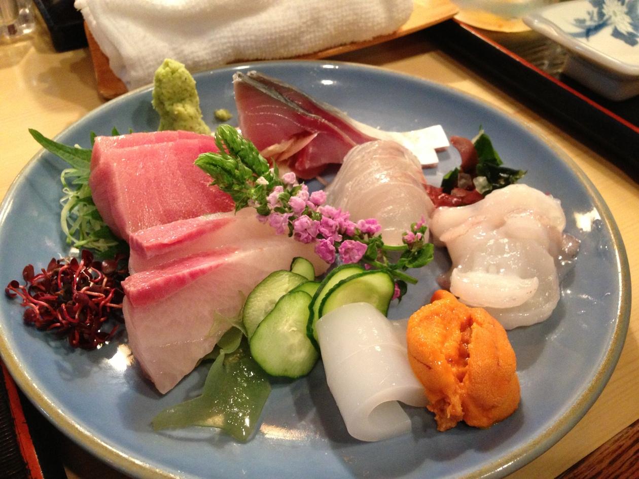 寿司食堂にしおか