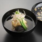 銀座 小十 - お料理一例