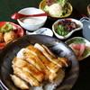 勝の家 - 料理写真:ランチの鶏のさらさら丼