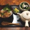 銀シャリ家 御飯 炊ける - 料理写真:鳥から揚げ茶漬け(?) 620円