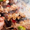 筑前屋 - 料理写真:【やきとり&やきとん】 こだわりの備長炭で焼き上げます。