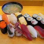 まさひろ寿司 - 料理
