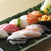 すし屋のやま田 - 料理写真:『北の寿し』 一人前 十貫
