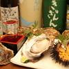 TOMO - 料理写真:岩牡蠣、殻付きうに