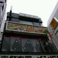 TAJ - ビルの2Fにあります