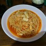 ワイのすけ - 魚介トマトソース
