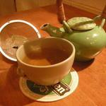 中華バール金柑 - 烏龍茶
