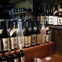 日本酒も豊富に取り揃えております!!