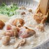 しろ炊き(博多風コラーゲン水炊き)