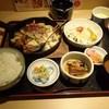 庵ぐら - 料理写真:鶏ちゃん焼定食\830