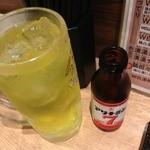 麺と心 7 - アリナミン7酎ハイ