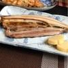 富浦 - 料理写真:秋刀魚の塩焼き