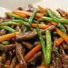 柵柵 - 料理写真:新鮮な食材を使った料理は、ボリューム満天で満足感たっぷりです。