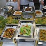 グランドプリンスホテル京都 中国料理 桃園 - メイン料理1
