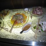 グランドプリンスホテル京都 中国料理 桃園 - 前菜系