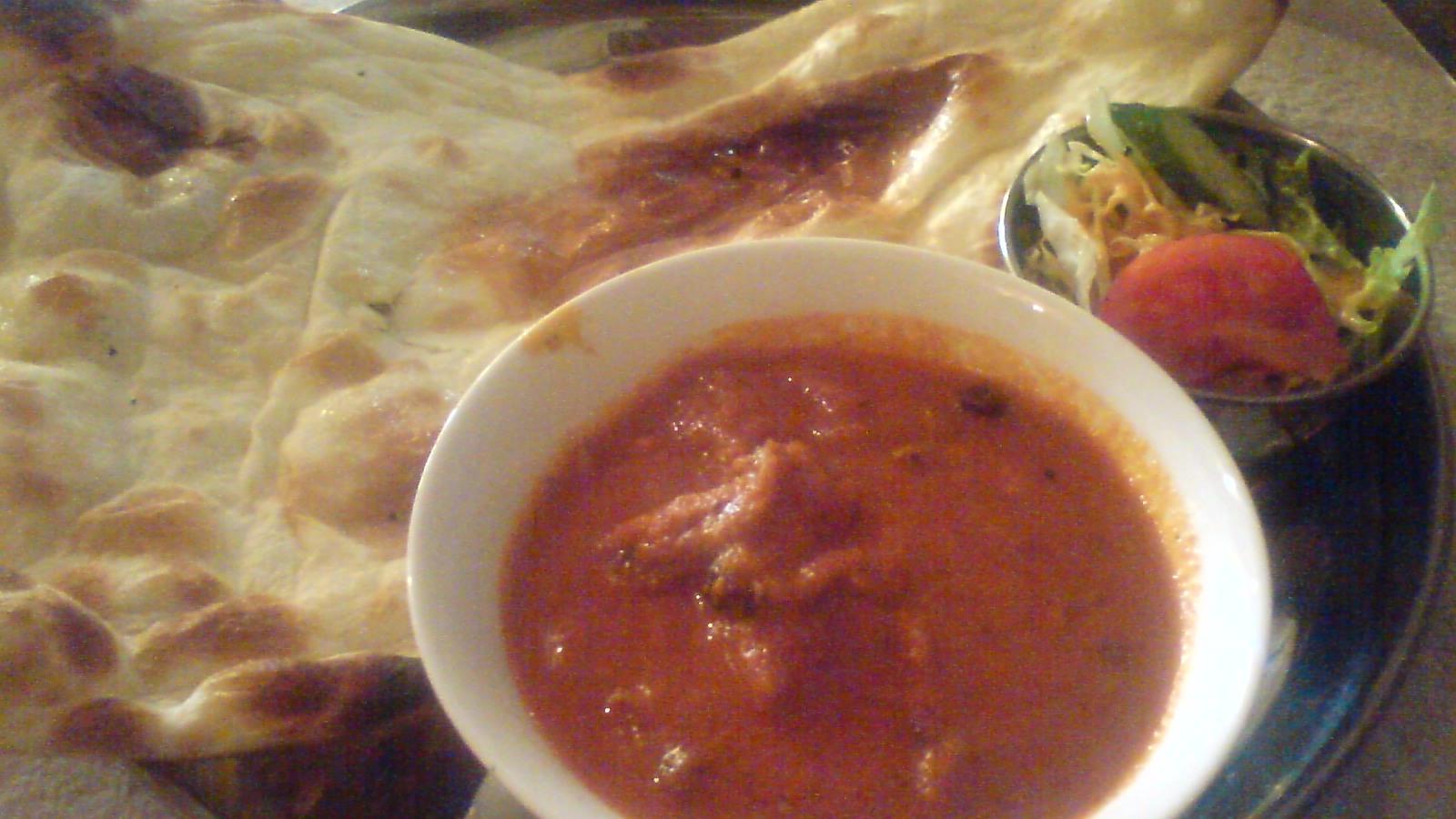 印度料理 プルワリ