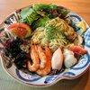 レストラン潮 - 料理写真:海鮮冷麺(1200円)
