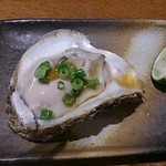 鉄板焼 志野 - 料理写真:岩牡蠣