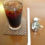 珈琲館エバーグリーン - ...「アイス珈琲(200円)」、Drink Set価格!