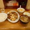 太陽飯店 - 料理写真:キャベツ味噌炒め定食