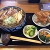 そば処あおば - 料理写真:肉そば&ゲソ天