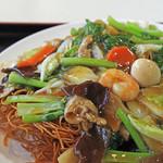 中華料理 DAIKEI - 五目かた焼きそば