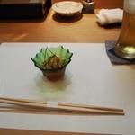 浜寿し - 料理写真:付き出し