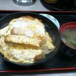 けごん - かつ丼500円