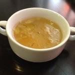 洋食屋キッチンKAZU - スープ