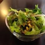 洋食屋キッチンKAZU - サラダ