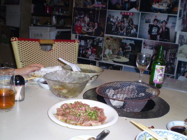 炭火焼肉 美龍