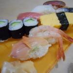 大和寿司 - ランチにぎり