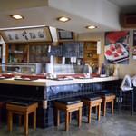 大和寿司 - 店内