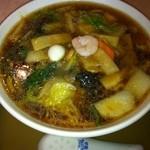 中国料理 珍満 - 広東風うま煮そば 756円