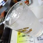 やまちゃん - レモンサワー350円